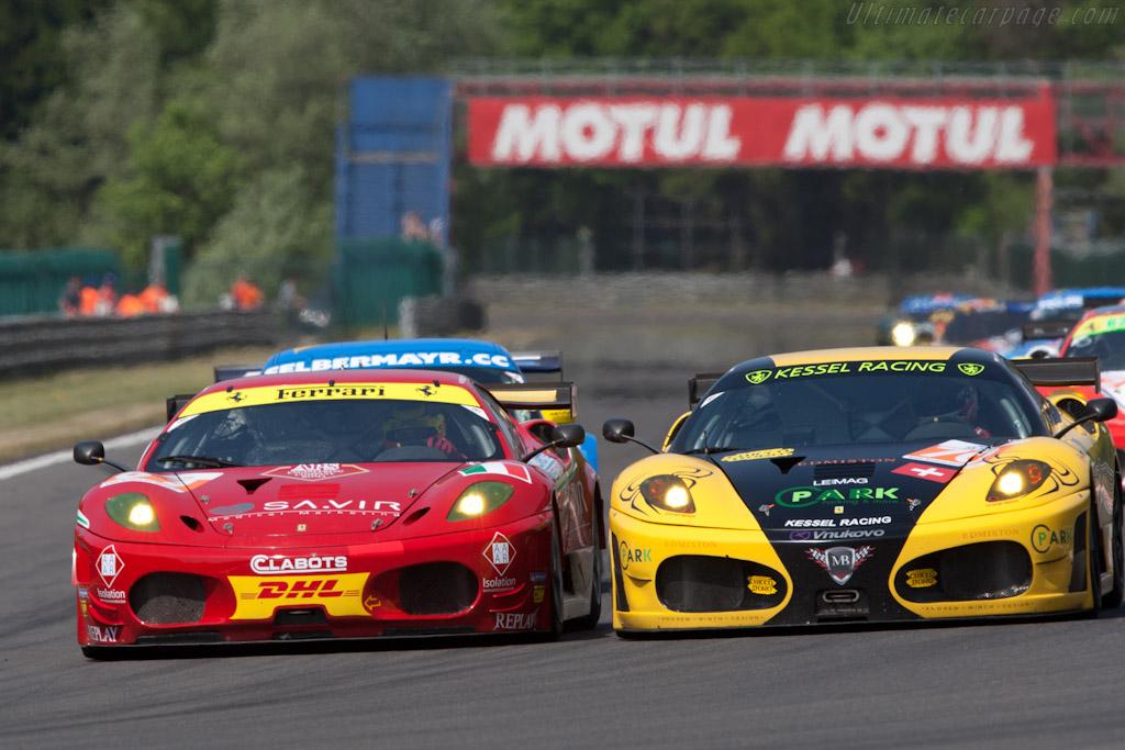 Ferraris - Chassis: 2632   - 2011 Le Mans Series Spa 1000 km (ILMC)