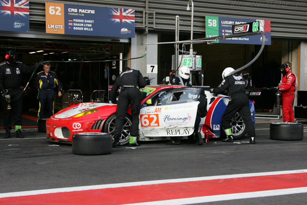 Final Stop - Chassis: 2612   - 2011 Le Mans Series Spa 1000 km (ILMC)