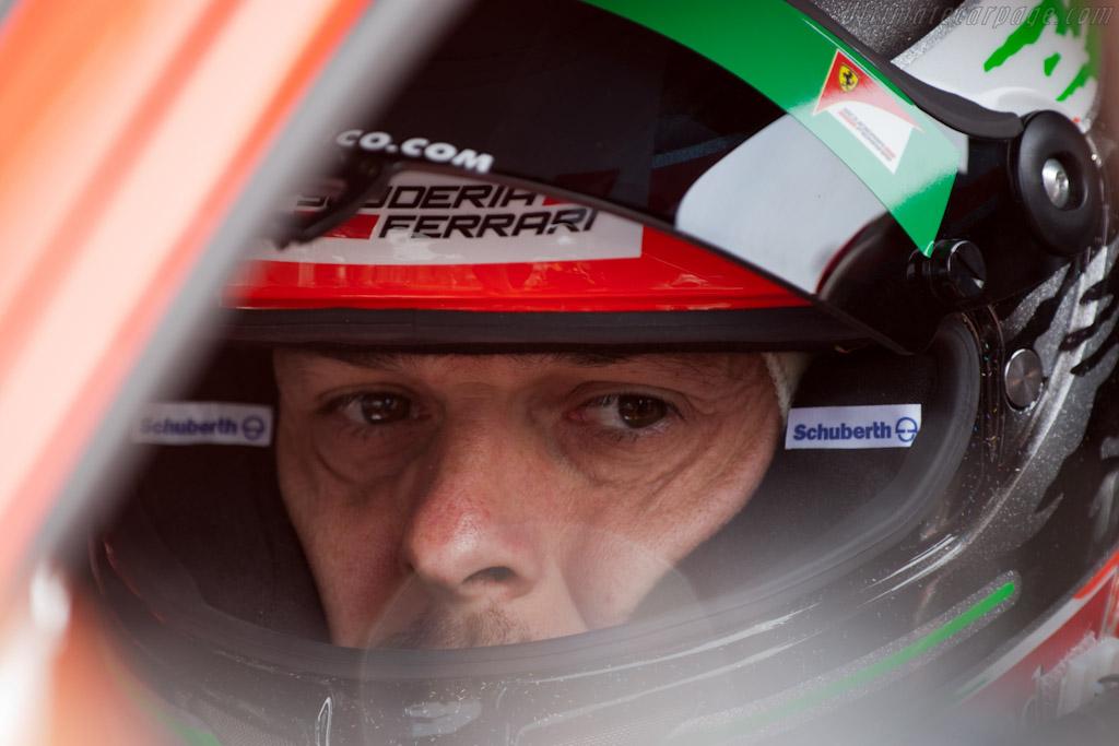 Giancarlo Fisichella    - 2011 Le Mans Series Spa 1000 km (ILMC)