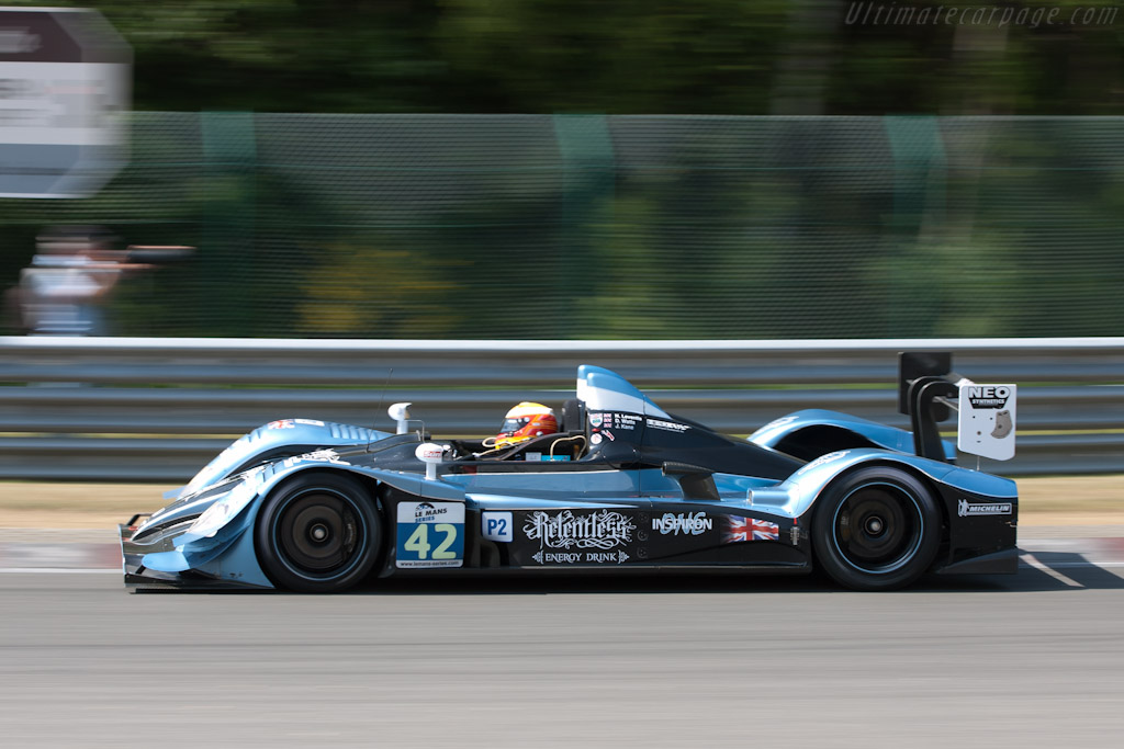 HPD ARX-01d - Chassis: LC70-9   - 2011 Le Mans Series Spa 1000 km (ILMC)