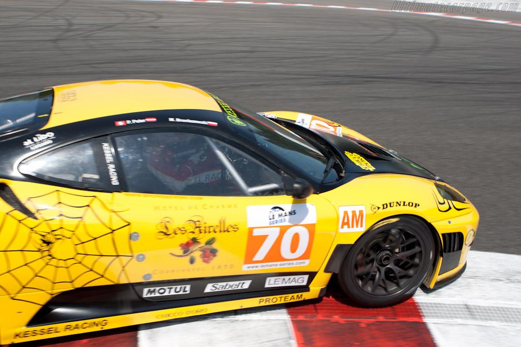 Kessel Ferrari - Chassis: 2632   - 2011 Le Mans Series Spa 1000 km (ILMC)