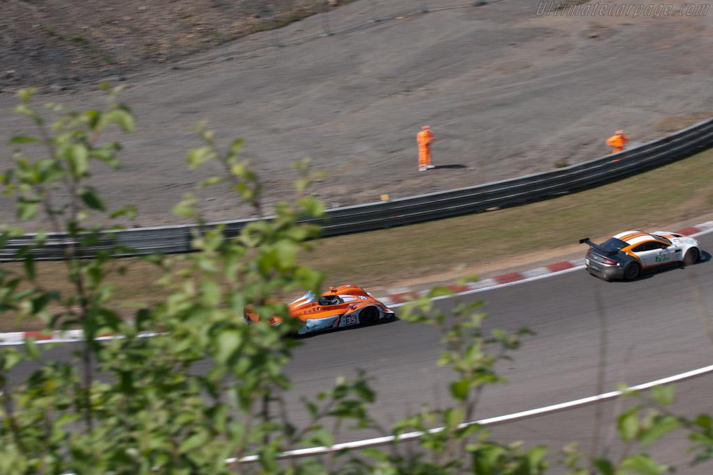 LMP2 vs GTE Pro - Chassis: 01-06  - 2011 Le Mans Series Spa 1000 km (ILMC)