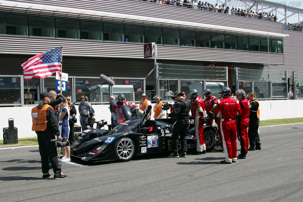 Level 5 Racing - Chassis: B1180-HU06   - 2011 Le Mans Series Spa 1000 km (ILMC)