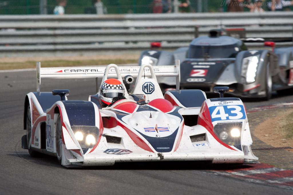 Lola B05/40 Judd - Chassis: B0540-HU05   - 2011 Le Mans Series Spa 1000 km (ILMC)