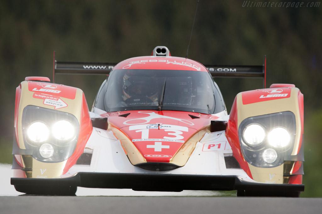 Lola B10/60 Toyota - Chassis: B0860-HU01   - 2011 Le Mans Series Spa 1000 km (ILMC)