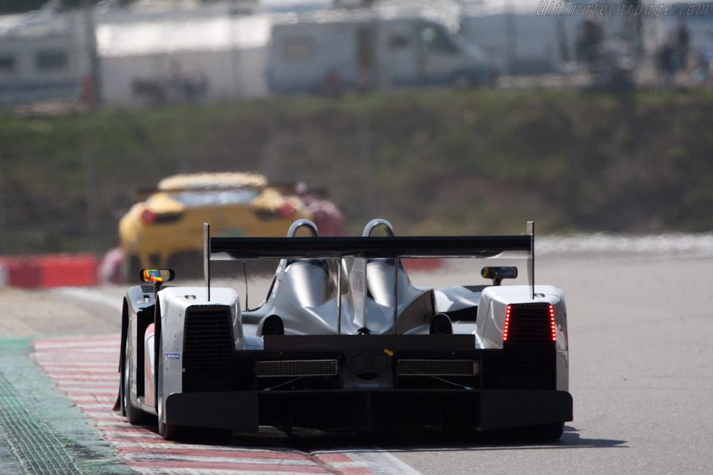 Lola B11/40 Judd/BMW - Chassis: B1140-HU01   - 2011 Le Mans Series Spa 1000 km (ILMC)