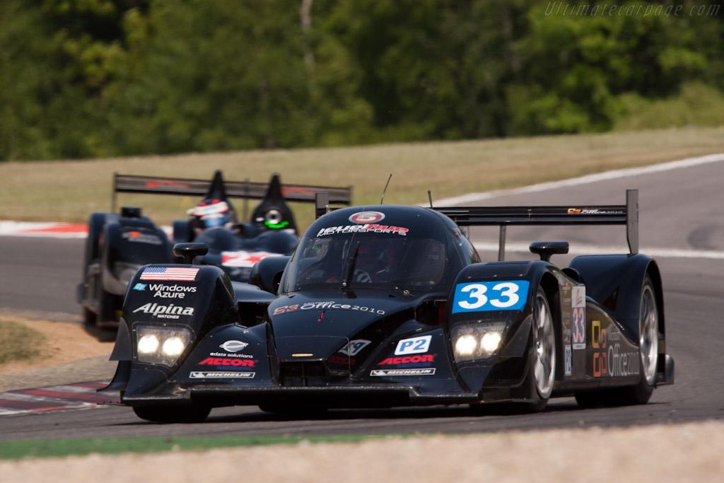 Lola B11/80 HPD - Chassis: B1180-HU06   - 2011 Le Mans Series Spa 1000 km (ILMC)