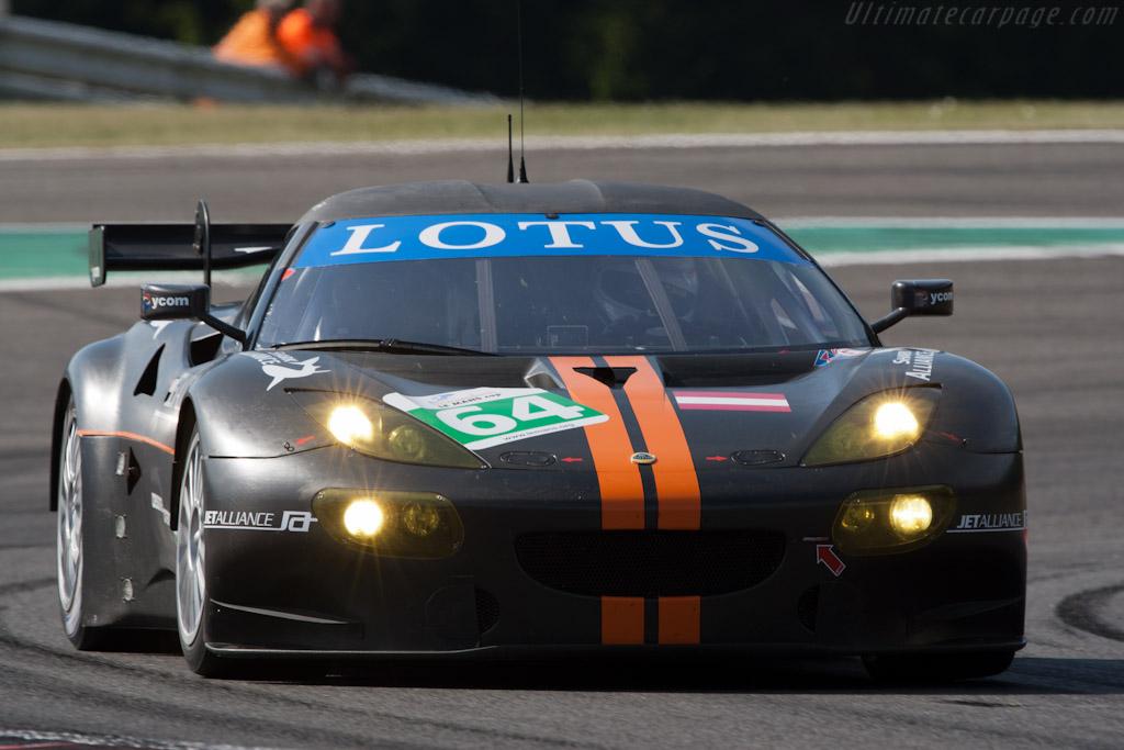 Lotus Evora GTE - Chassis: P001-002   - 2011 Le Mans Series Spa 1000 km (ILMC)