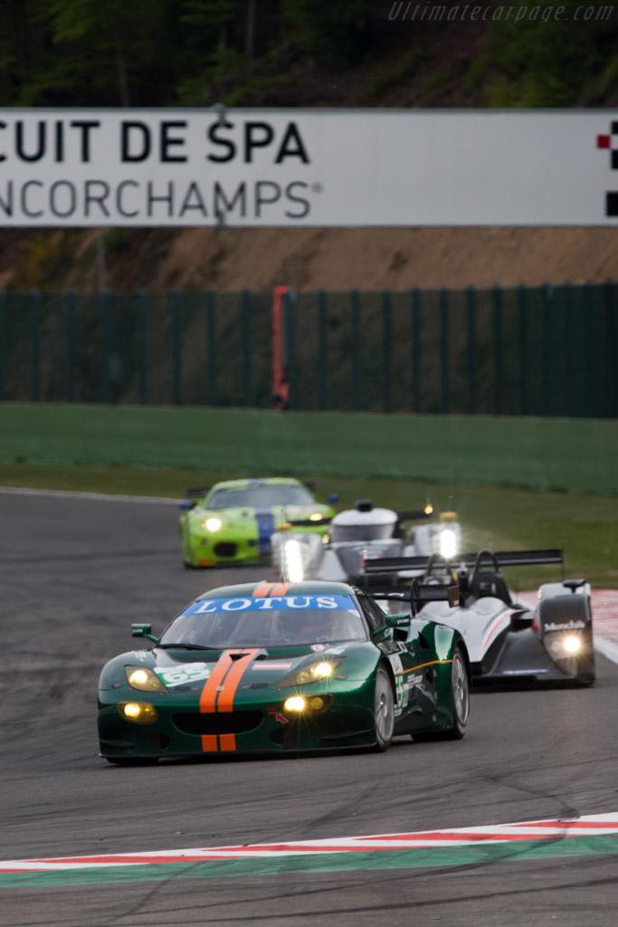 Lotus Evora GTE - Chassis: C001-001  - 2011 Le Mans Series Spa 1000 km (ILMC)