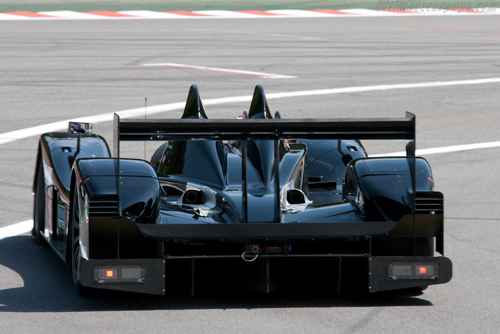 Mik Corse Zytek - Chassis: 07S-01  - 2011 Le Mans Series Spa 1000 km (ILMC)