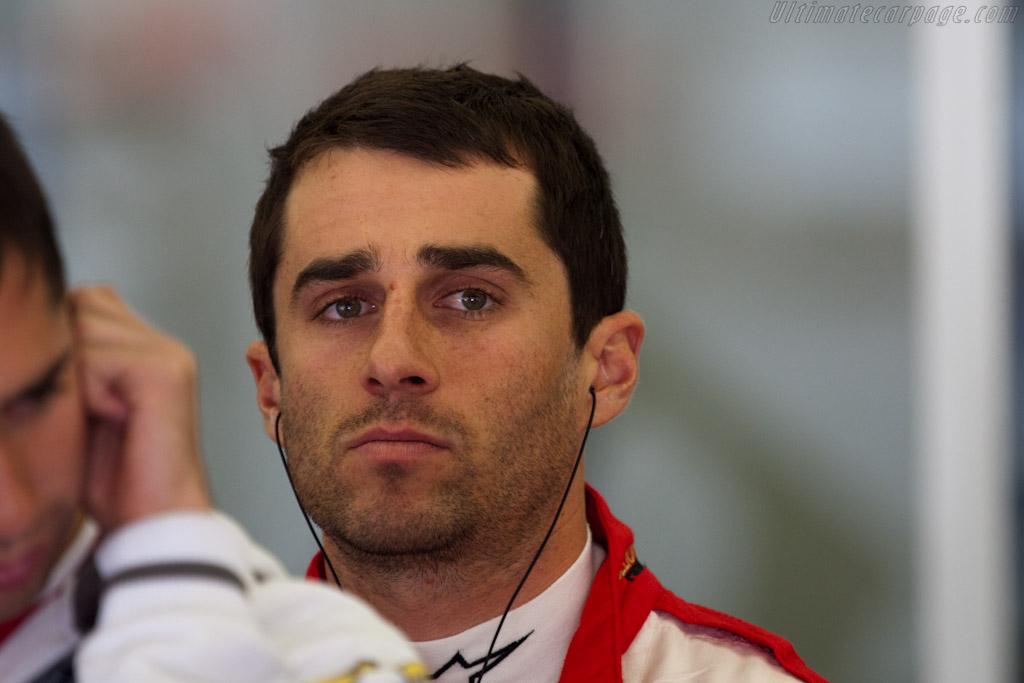 Nicolas Prost    - 2011 Le Mans Series Spa 1000 km (ILMC)