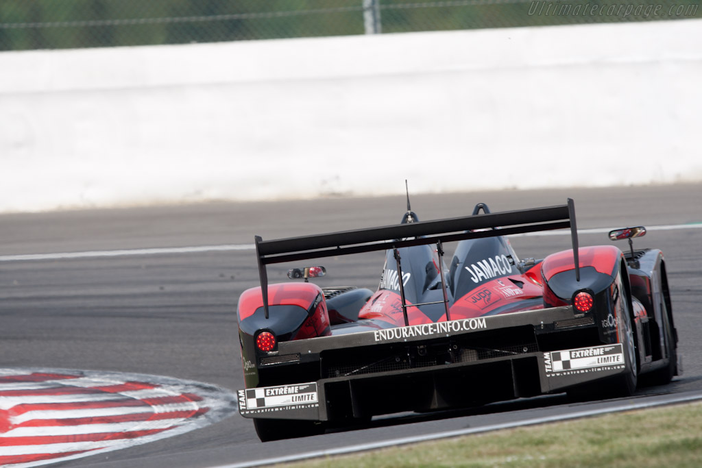 Norma M200P Judd/BMW - Chassis: 02  - 2011 Le Mans Series Spa 1000 km (ILMC)