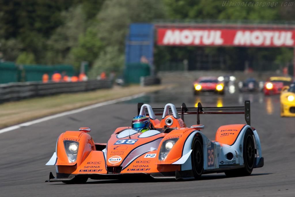 OAK Pescarolo Judd - Chassis: 01-06   - 2011 Le Mans Series Spa 1000 km (ILMC)
