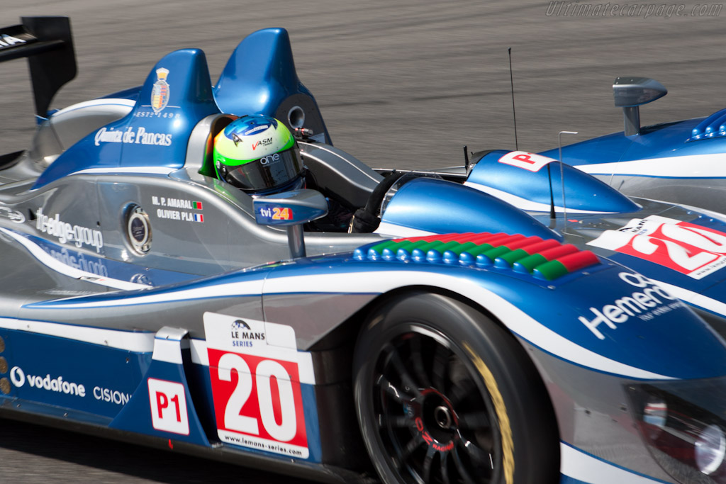 Olivier Pla - Chassis: 09S-05   - 2011 Le Mans Series Spa 1000 km (ILMC)