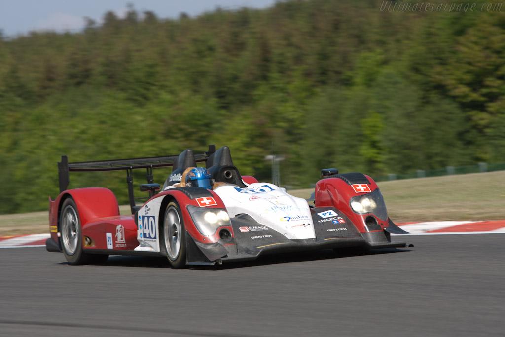 Oreca 03 BMW - Chassis: 02   - 2011 Le Mans Series Spa 1000 km (ILMC)