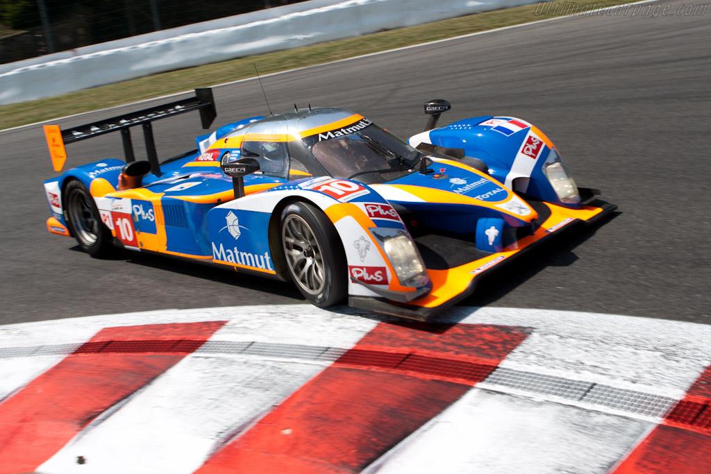 Oreca Peugeot - Chassis: 908-10   - 2011 Le Mans Series Spa 1000 km (ILMC)