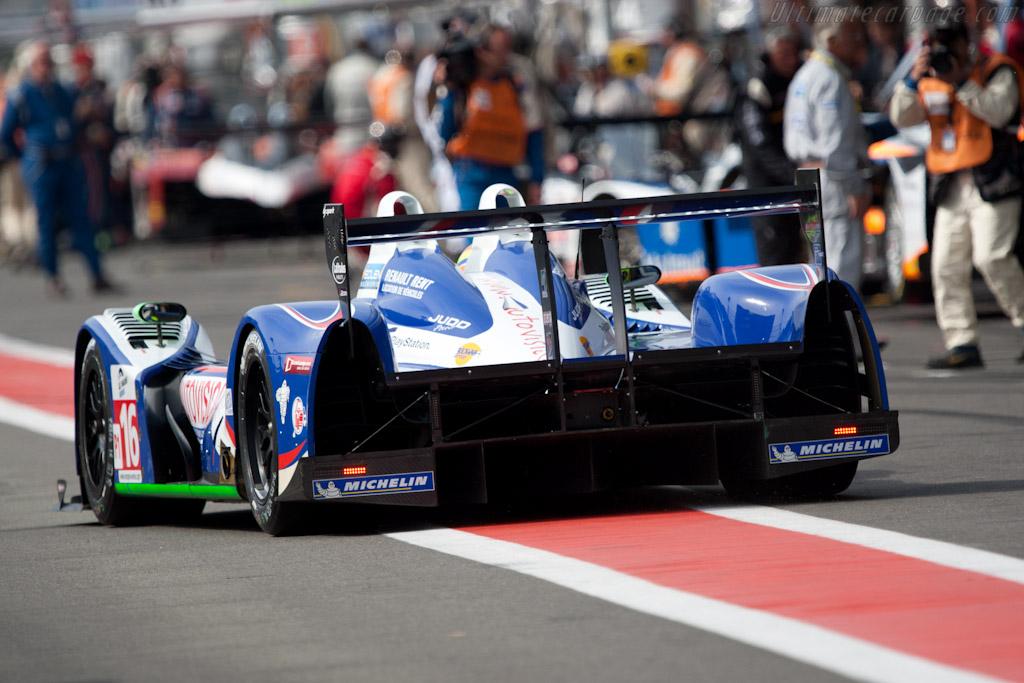 Pescarolo 01 Judd - Chassis: 01-08   - 2011 Le Mans Series Spa 1000 km (ILMC)