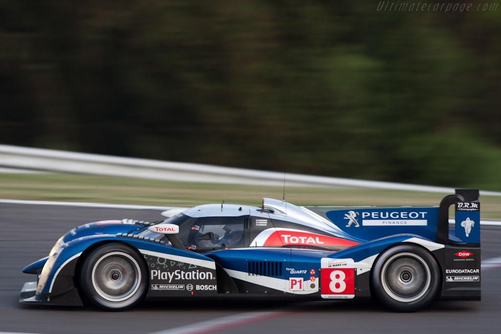 Peugeot 908 - Chassis: 908-05   - 2011 Le Mans Series Spa 1000 km (ILMC)