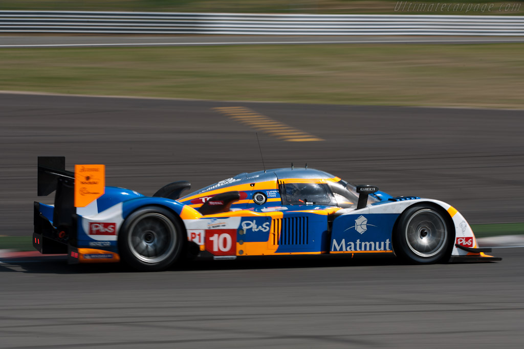 Peugeot 908 HDi Fap - Chassis: 908-10   - 2011 Le Mans Series Spa 1000 km (ILMC)