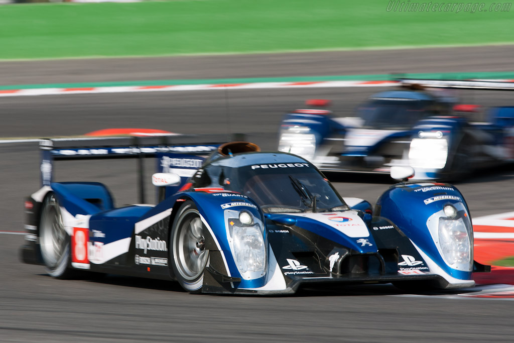 Peugeot 908s - Chassis: 908-05   - 2011 Le Mans Series Spa 1000 km (ILMC)