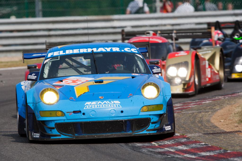 Porsche 997 GT3 RSR - Chassis: WP0ZZZ99Z9S799912   - 2011 Le Mans Series Spa 1000 km (ILMC)