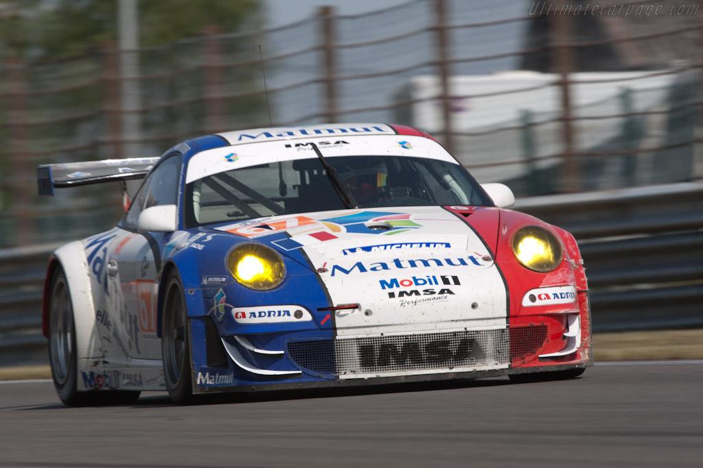 Porsche 997 GT3 RSR - Chassis: WP0ZZZ99Z9S799916   - 2011 Le Mans Series Spa 1000 km (ILMC)