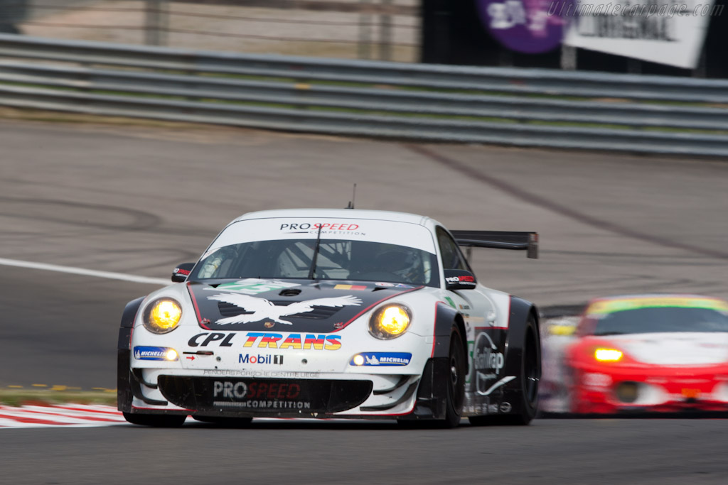 Porsche 997 GT3 RSR - Chassis: WP0ZZZ9Z8S799928   - 2011 Le Mans Series Spa 1000 km (ILMC)