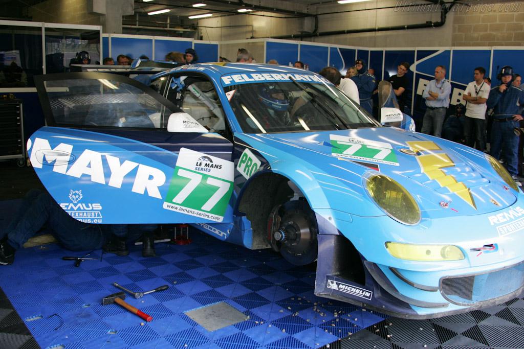 Porsche surgery - Chassis: WP0ZZZ9ZBS799911b   - 2011 Le Mans Series Spa 1000 km (ILMC)