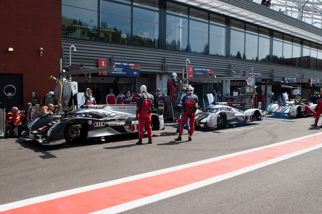 Ready to go - Chassis: 104   - 2011 Le Mans Series Spa 1000 km (ILMC)
