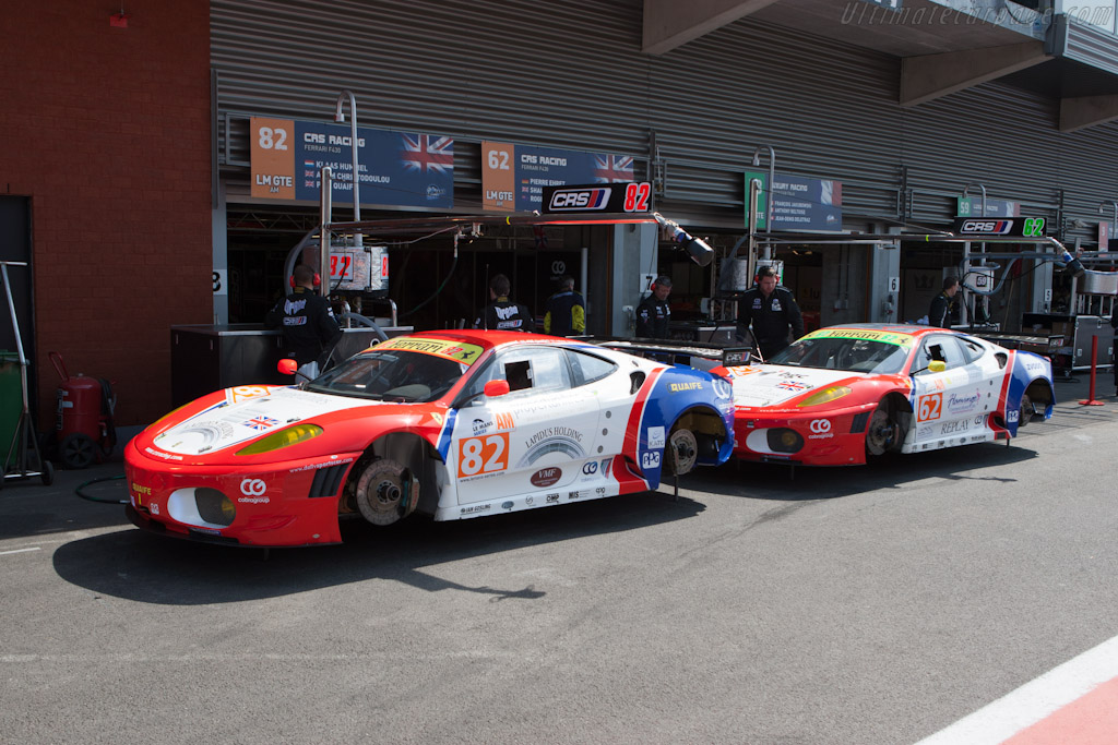 Ready to go - Chassis: 2618  - 2011 Le Mans Series Spa 1000 km (ILMC)