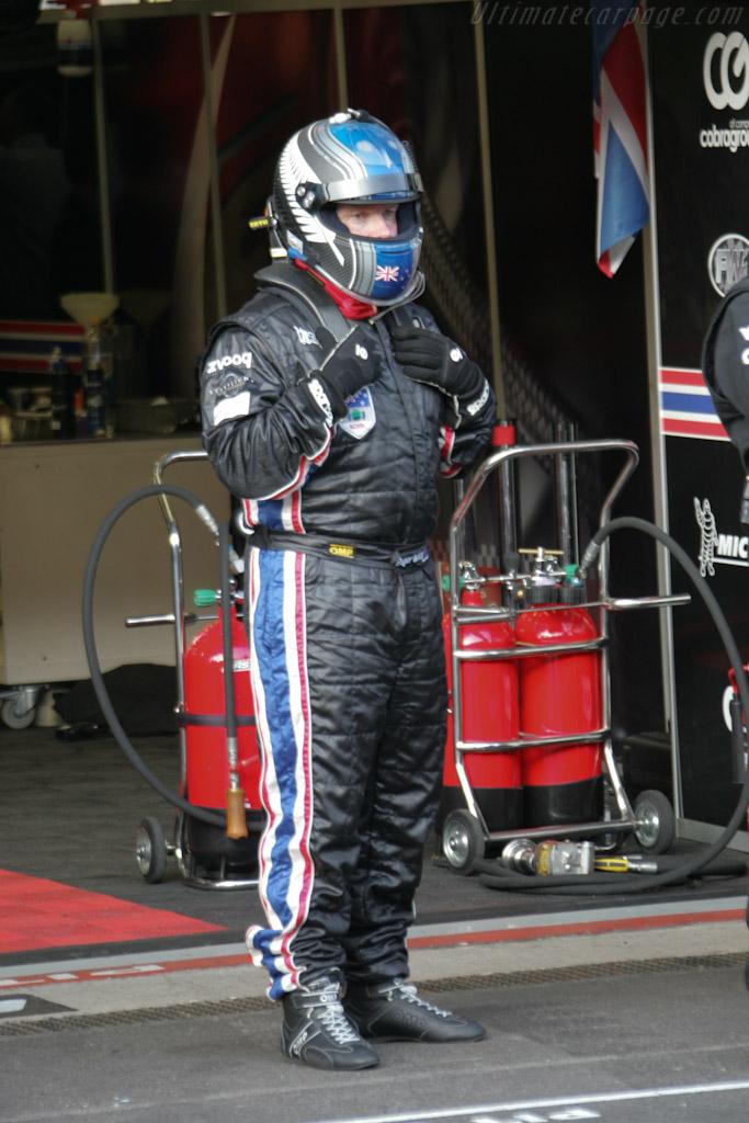 Roger Wills   - 2011 Le Mans Series Spa 1000 km (ILMC)