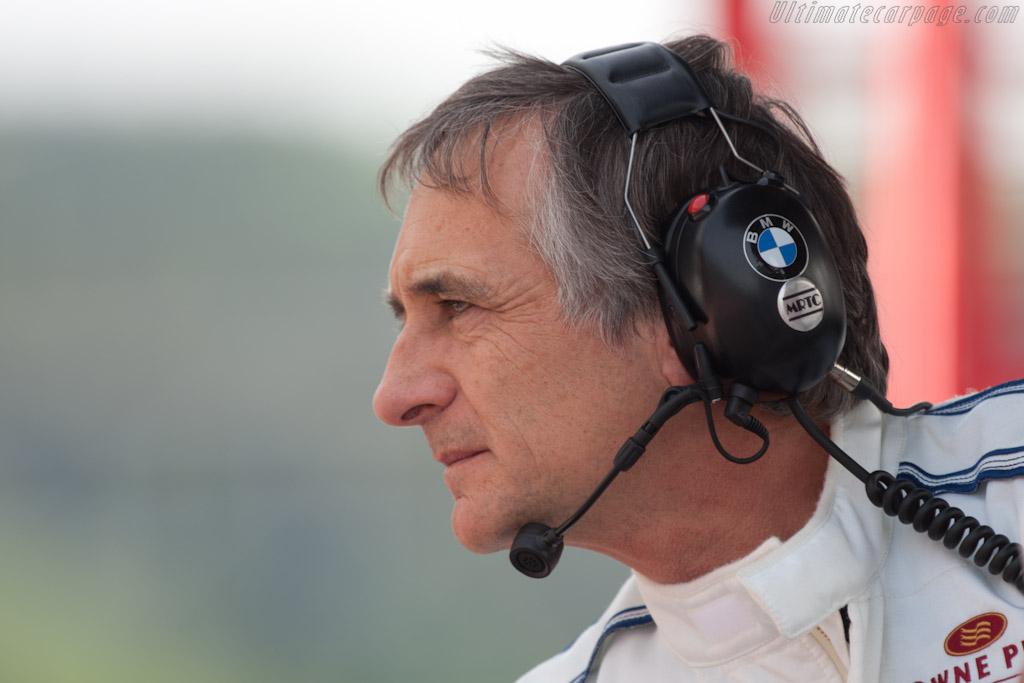Schnitzer's Charly Lamm   - 2011 Le Mans Series Spa 1000 km (ILMC)