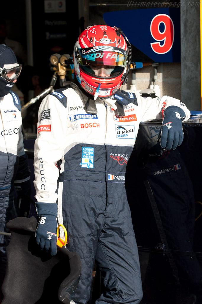 Simon Pagenaud    - 2011 Le Mans Series Spa 1000 km (ILMC)