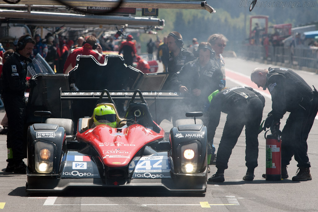Smokey Norma - Chassis: 02   - 2011 Le Mans Series Spa 1000 km (ILMC)
