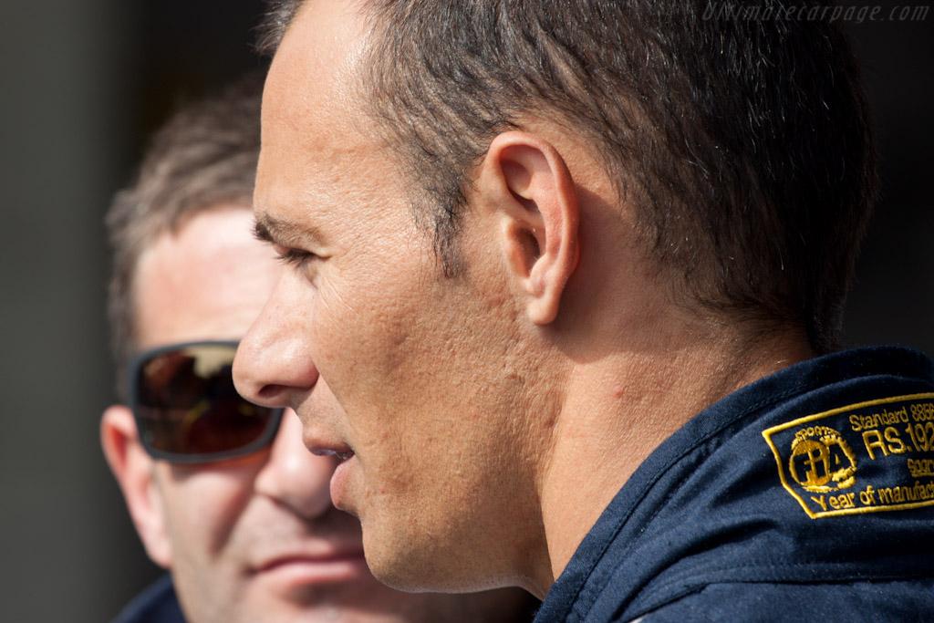 Stephane Sarrazin and Nicolas Minassian    - 2011 Le Mans Series Spa 1000 km (ILMC)