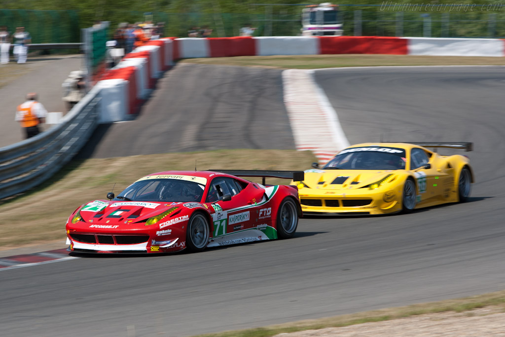 Still too close to call in GTE Pro - Chassis: 2822   - 2011 Le Mans Series Spa 1000 km (ILMC)