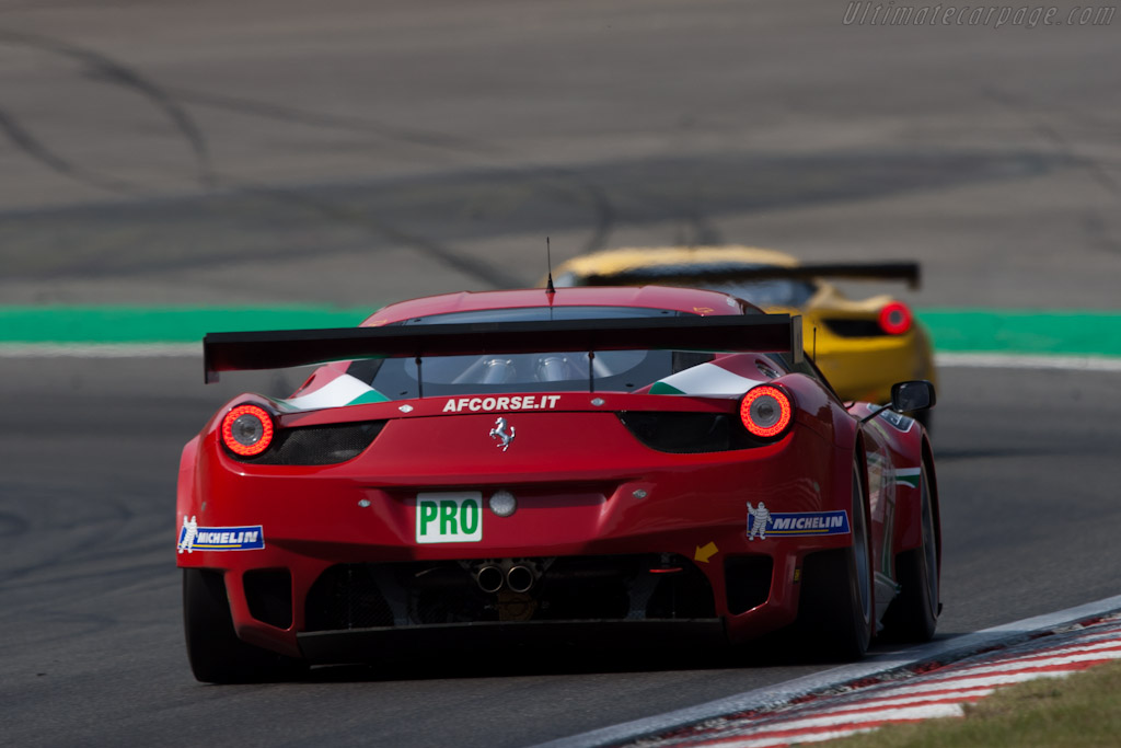 Tables turned - Chassis: 2822  - 2011 Le Mans Series Spa 1000 km (ILMC)