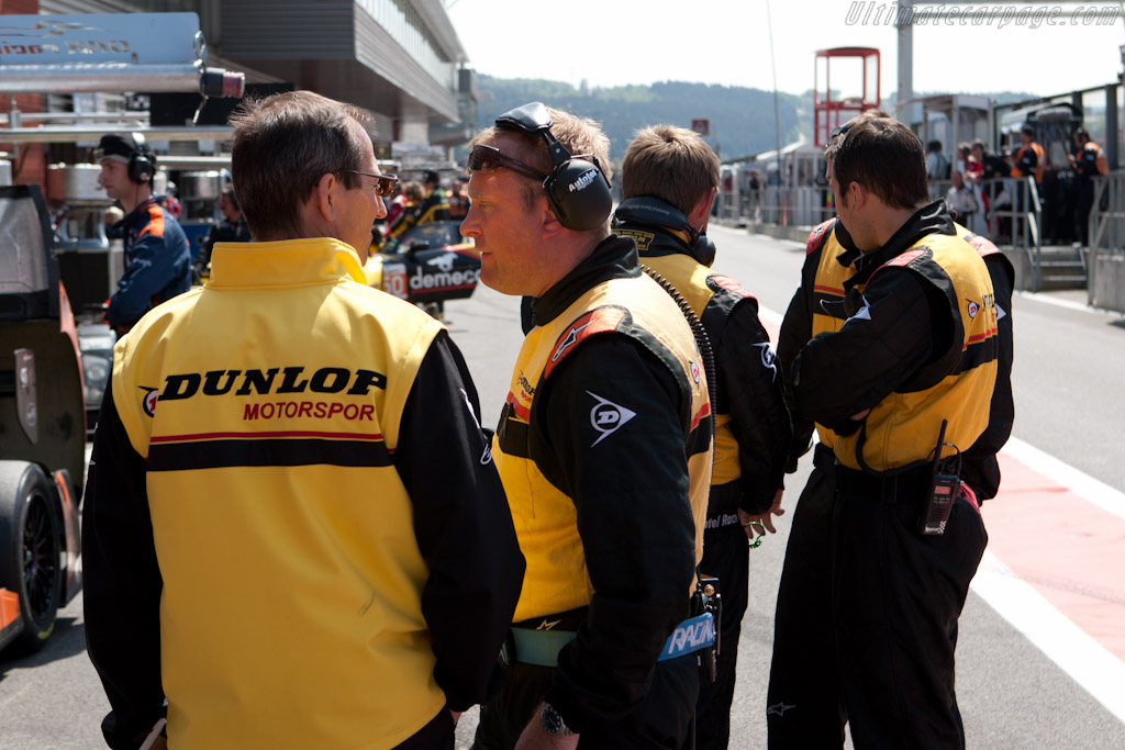 Talking Tyres    - 2011 Le Mans Series Spa 1000 km (ILMC)