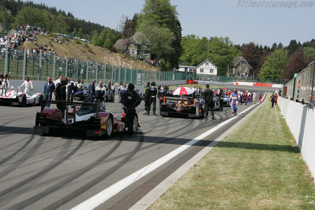 The Grid - Chassis: 02   - 2011 Le Mans Series Spa 1000 km (ILMC)