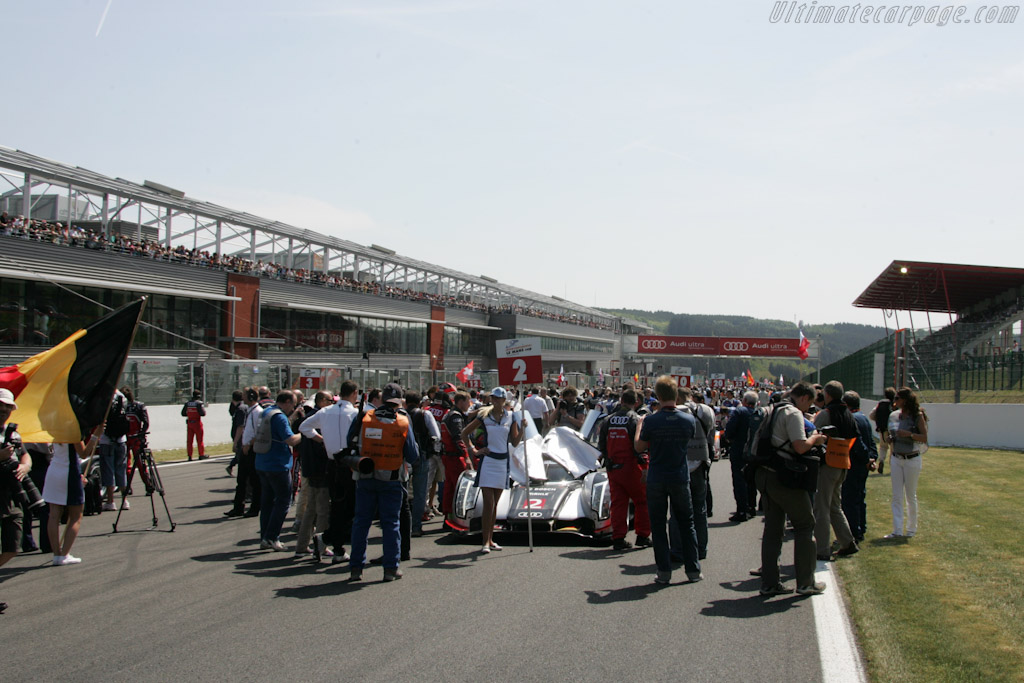 The Grid - Chassis: 106   - 2011 Le Mans Series Spa 1000 km (ILMC)