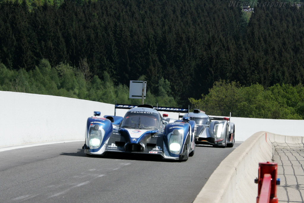 The new order - Chassis: 908-04   - 2011 Le Mans Series Spa 1000 km (ILMC)
