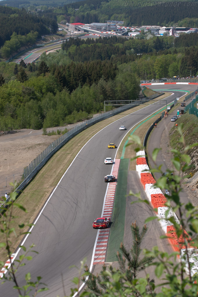 There's nothing quite like Spa-Francorchamps - Chassis: 2624   - 2011 Le Mans Series Spa 1000 km (ILMC)