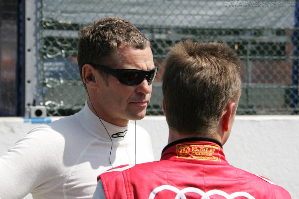 Tom Kristensen and Allan McNish    - 2011 Le Mans Series Spa 1000 km (ILMC)
