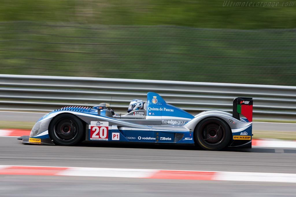 Zytek 09SC - Chassis: 09S-05   - 2011 Le Mans Series Spa 1000 km (ILMC)