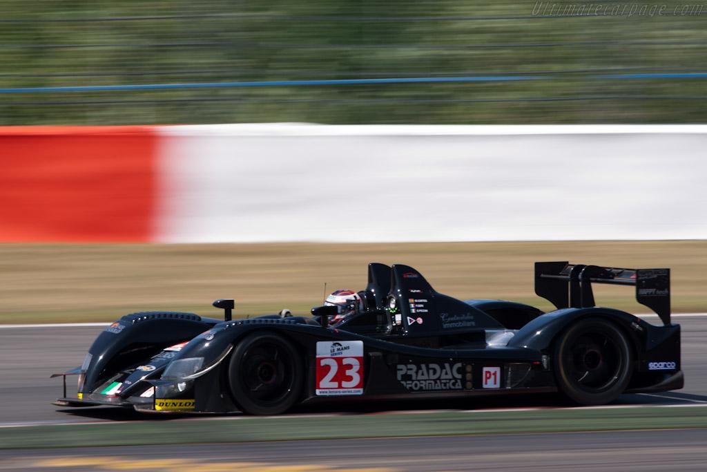 Zytek 09SH - Chassis: 07S-01   - 2011 Le Mans Series Spa 1000 km (ILMC)