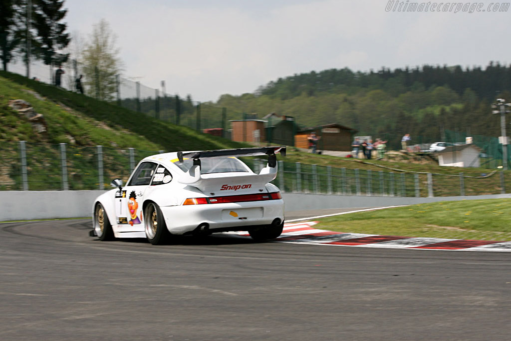 porsche 911 gt2 2006 le mans series spa 1000 km. Black Bedroom Furniture Sets. Home Design Ideas