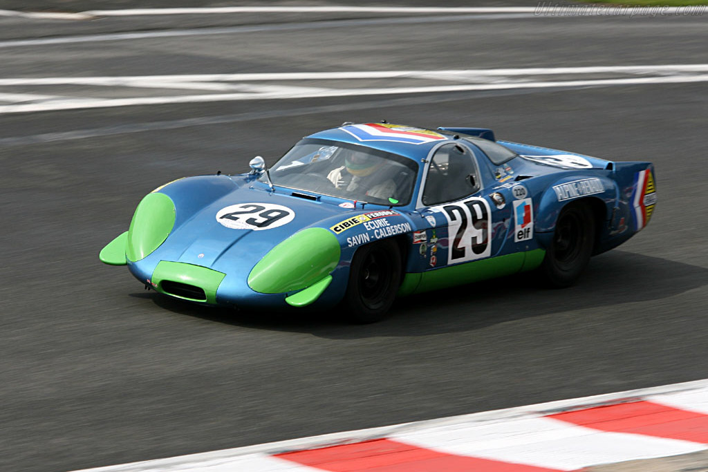 Alpine A220 - Chassis: 1736   - 2006 Le Mans Series Spa 1000 km