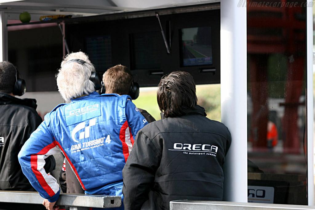 Anxious minutes    - 2006 Le Mans Series Spa 1000 km