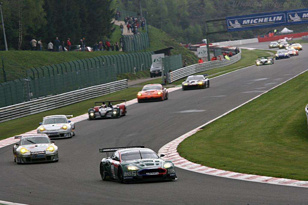 Aston Martin DBR9 - Chassis: DBR9/1   - 2006 Le Mans Series Spa 1000 km