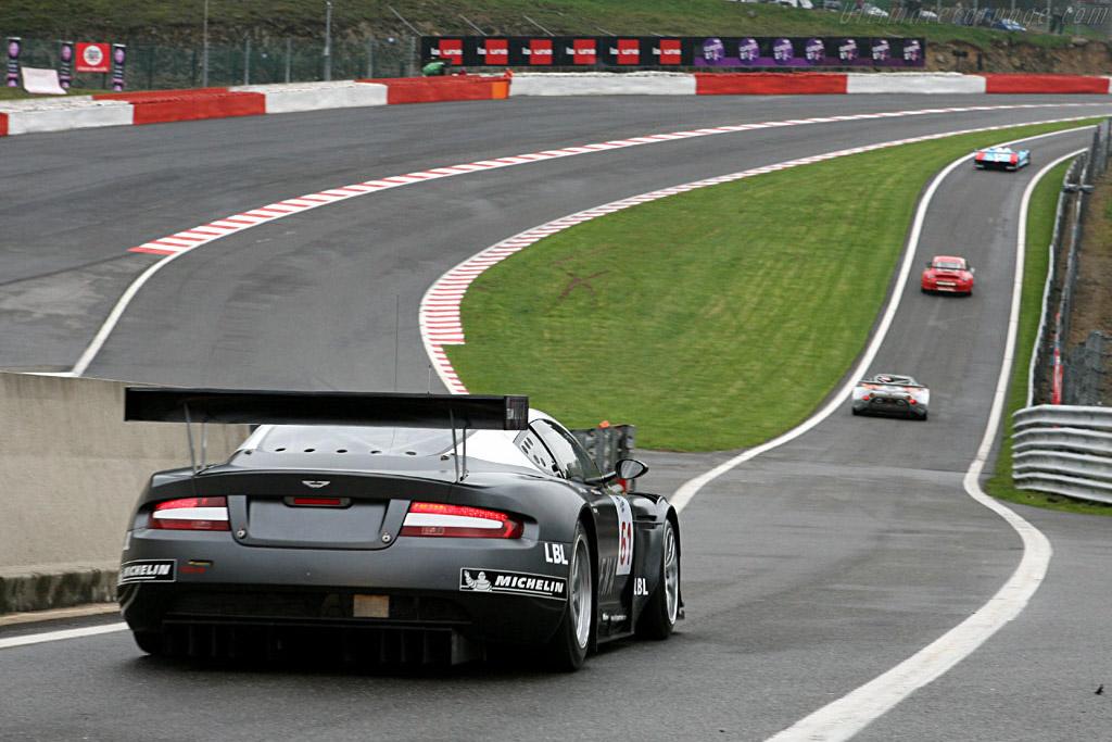 Aston Martin DBR9 - Chassis: DBR9/101   - 2006 Le Mans Series Spa 1000 km